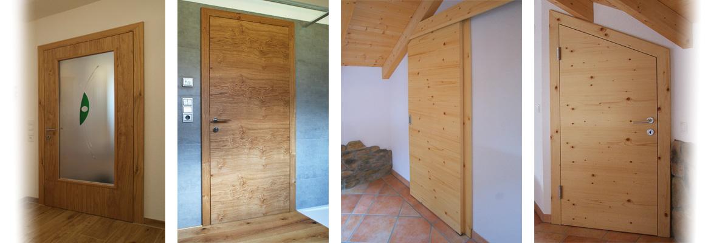 Innentüren aus holz  Fenster und Türen - Haustüren, Innentüren - Tischlerei Tirol